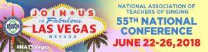 2018 NATS National Convention, Las Vegas NV @ Tropicana Hotel | Las Vegas | Nevada | United States