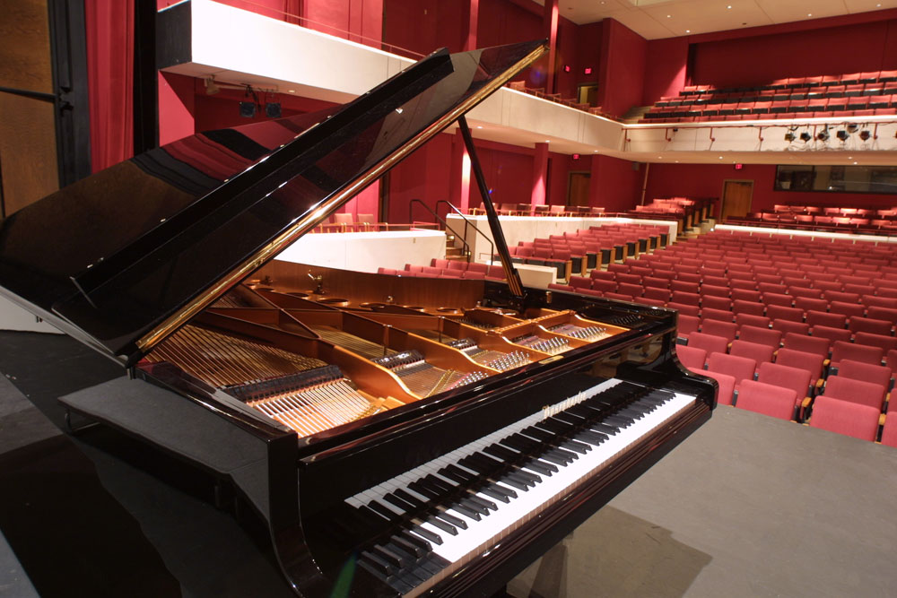 Faculty Recital with Jennifer McGuire, piano, Meghan